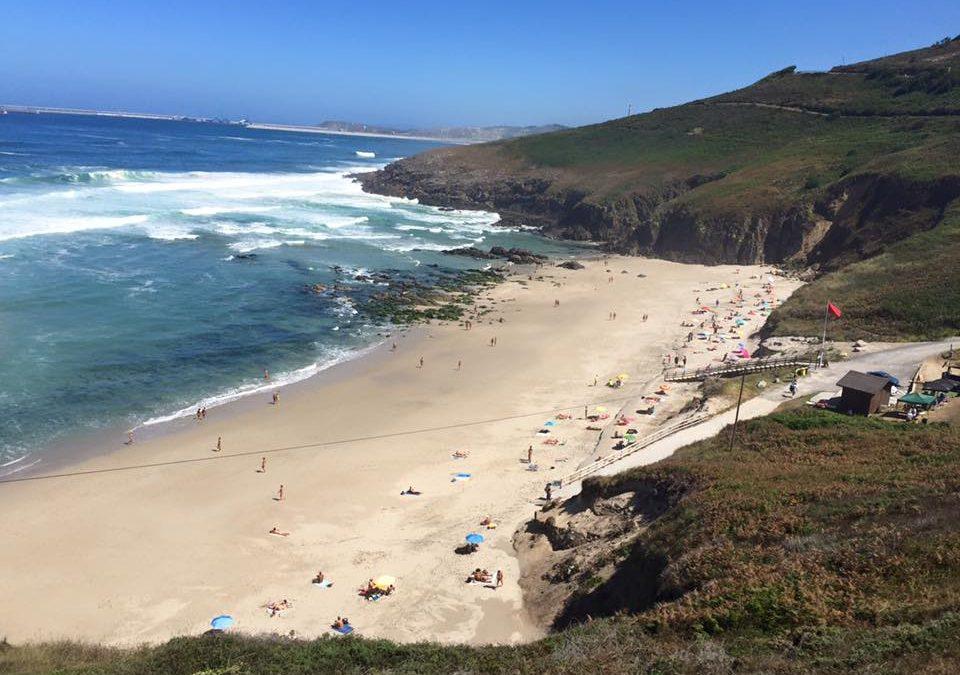 Playa de Combouzas
